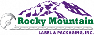 Rocky Mountain Label and Packaging Logo