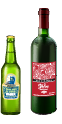 Custom printed labels for beer and wine