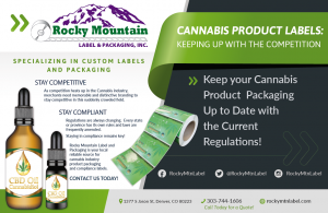 Cannabis Product Labels