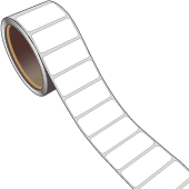 Roll of Blank Labels
